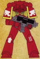 Emperors Hawks Insignium Astartes