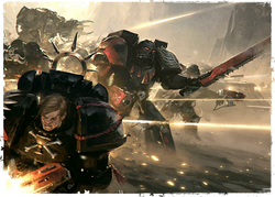 Death Company Battle