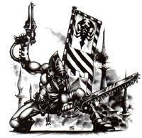 Striking Scorpions Warrior