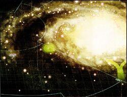 Departmento Cartographicae Chart Sabbat Worlds