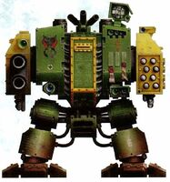 Mantis Warriors Dreadnought