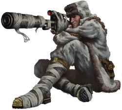 Valhallan sniper
