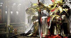 Emperor Sanguinius Echoes of Imperium
