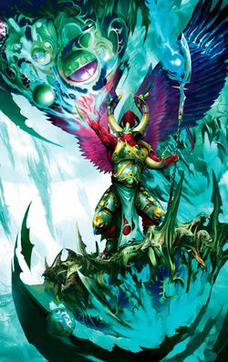 Magnus Daemon Primarch