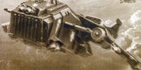 Darkwing Pattern Storm Eagle Gunship