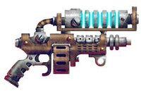 Arc pistol