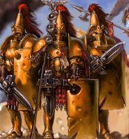 Custode Legionaries