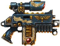 Sternguard Bolter