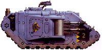 SW MKIIIb Land Raider Phobos