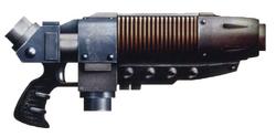 Ryza 'Helshot' Pattern Plasma Blaster