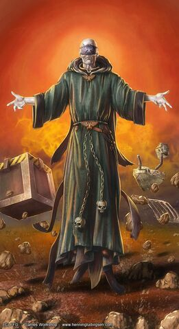 File:A Sanctioned Psyker, summoning forth his telekinetic powers.jpg