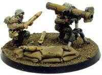 Tallarn Hvy Weapon Team