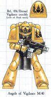 Tactical Marine Angels of Vigilance Index Astartes illustration