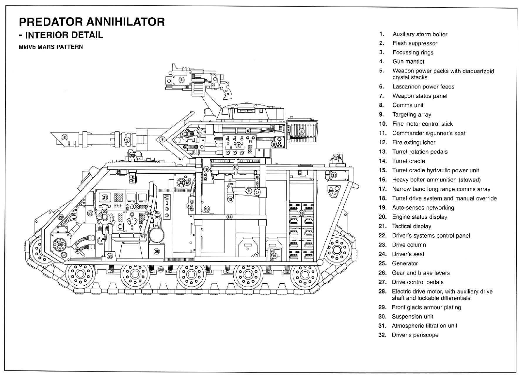 warhammer 40k ship schematics