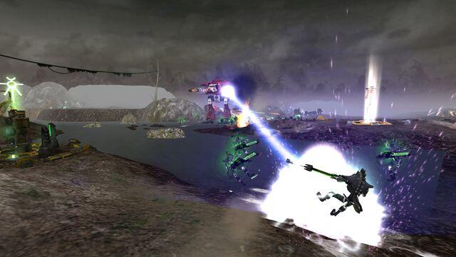 File:36. Double laz cannon catch necron squad .jpg