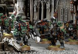 Ork Kommandos group 3