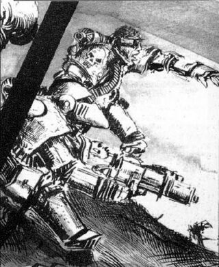 RT-Silver Skulls Space Marines Attack