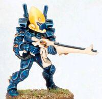 Alaitoc Guardian Defender