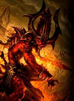 Daemons of Chaos Codex