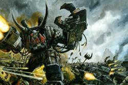 Ghazghkull Armageddon Battle