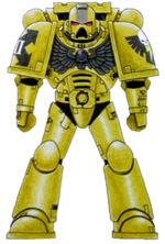 Doom Warriors Colour Scheme