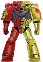 Crimson Guard Astartes