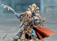 Wolf Lord Dragongaze