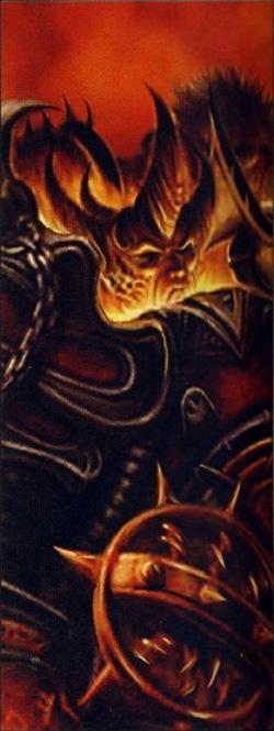 Daemon Primarch Lorgar 1