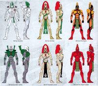 Biel-Tan Aspect Warriors