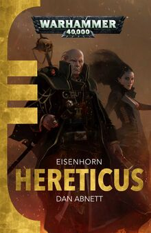 Hereticus Rerelease Cover