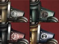 Thallax Heraldry Examples