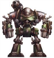 Castellax Battle Automata Cohort Megenim