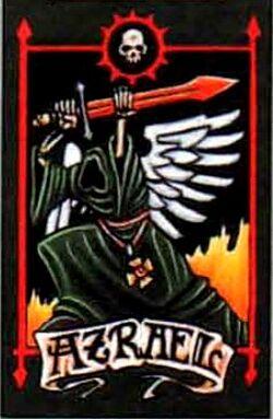 Azrael Back Banner