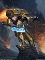 Lord Commander Dante