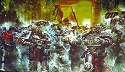 Meduson Shattered Legion Force