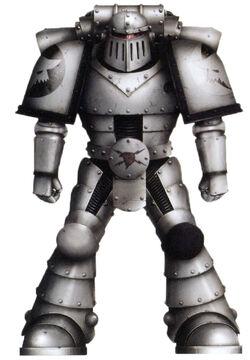 Luna Wolf Legionary Mk II
