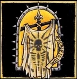 Order of the Argent Shroud Banner