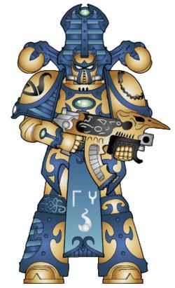 Blades of Magnus Legionary 1