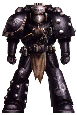 Blackshield Marauder Legionary Unknown