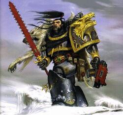 Ragnar Blackmane full