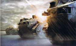 Imperial Praetor Armored Assault Launchers On Betalis III
