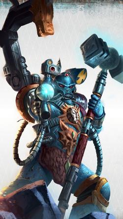 SW Iron Priest