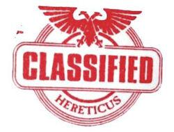 Hereticus Stamp