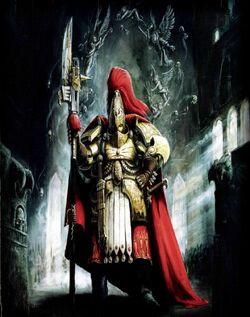 Custodian Throne Room Guardian