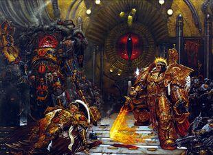 Emperor vs Horus final