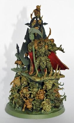 Palanquin of Nurgle