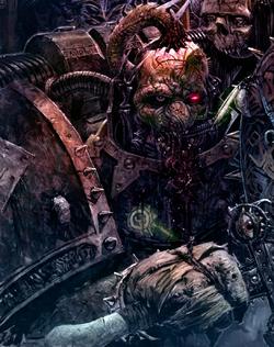 Skyrak Slaughterborn choas lord