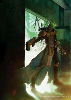 Thorian Inquisitor-Lord Antigonus Balorodin