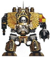 Venerable Dreadnought Chaplain Titus