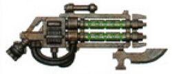 Gauss Blaster-color
